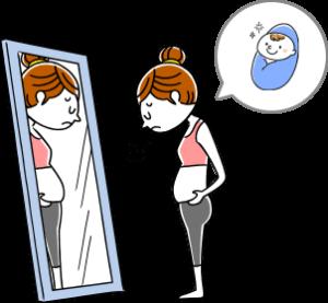 妊娠中に骨盤を中心に体全体が歪んできます。その状態で、育児をするのでいろんな関節が悲鳴をあげるようになるのです。